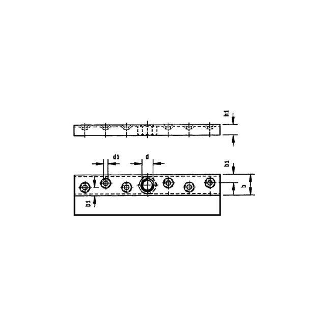 Držák pro dřevěné konstrukce HELM typ 93
