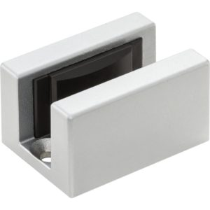 Podlahové vedení pro sklo, 8 - 12,76 mm