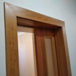 Hotová realizace posuvných dveří od Petr K. - detail