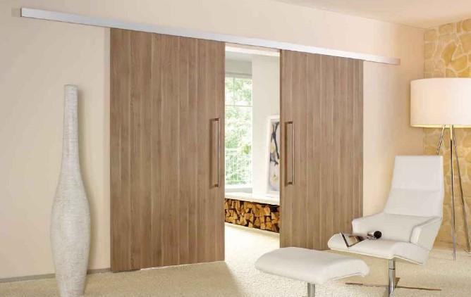 Proč si vybrat posuvné dveře do bytu nebo domu?